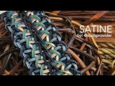 SATINE Hook Only bracelet tutorial - YouTube