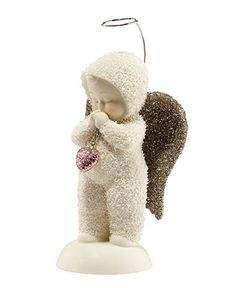 Department 56 Collectible Figurine, Snowbabies Dream Angel of my Heart - Holiday Lane - Macy's
