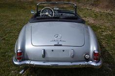 1956 Mercedes 190 SL