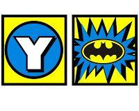 FREE Batman Birthday Party Printables