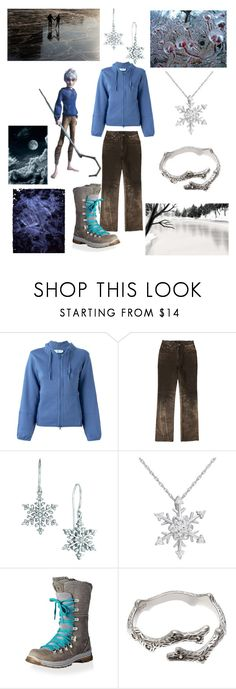 """""""Jack Frost from Rise of the Guardians"""" by vicipokemon ❤ liked on Polyvore featuring STELLA McCARTNEY, Roberto Cavalli, Amanda Rose Collection, Santana Canada, Disney and Cullen"""