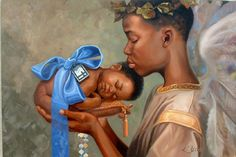 Henry Lee Battle - Heaven Sent ( Boy ) Whenever I have a son, this will be in his room!!