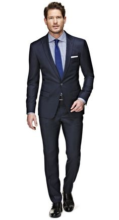 727e9076f77357 8 Best Hugo Boss Men Suits images