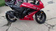 2012 Kawasaki EX250JCF for sale $3299 U3632