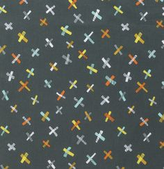 Erin McMorris Noe - Jax (Gray) : Crimson Tate :: Modern Quilter