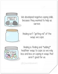 Coping Skills Psychoeducational Resource - LindsayBraman.com Mental Health Resources, Mental And Emotional Health, Social Emotional Learning, Mental Health Awareness, Social Work, Social Skills, Therapy Worksheets, Therapy Tools, Self Compassion