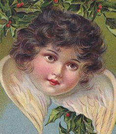 Vintage Tuck's Christmas Postcard