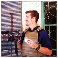 Anouks Story: James Foley, may he rest in peace