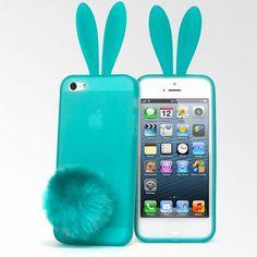 Lollimobile.comRabito Bunny Ears iPhone 5 Cases