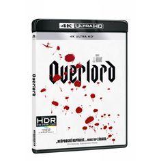 Blu-ray Overlord, UHD, CZ dabing   Elpéčko - Predaj vinylových LP platní, hudobných CD a Blu-ray filmov Sci Fi, Fantasy, Ring, Fantasia, Science Fiction, Fantasy Movies