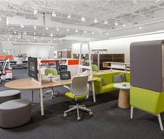 Steelcase - Dallas WorkLife Center
