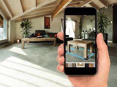 GROEP 1: Amikasa laat je meubels in je huis plaatsen via de VR wereld op je telefoon het is een layer op de realiteit om te kijken hou je je huis wil inrichten