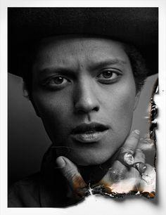 Bruno Mars by Hunter & Gatti