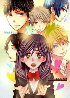 DeviantArt is the world's largest online social community for artists and art enthusiasts, allowing people to connect through the creation and sharing of art. Noragami, Kiss Him Not Me, Tsubaki Chou Lonely Planet, Friends Episodes, Deadman Wonderland, Manga List, Attractive Girls, Kissing Him, Fandom