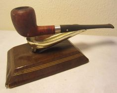 Vintage Dr. Grabow Regal Straight Apple Billiard Briar Estate Tobacco Smoke Pipe