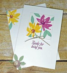 Avant Garden Note Cards