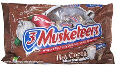 3 Musketeers Hot Cocoa with Marshmallow Minis review
