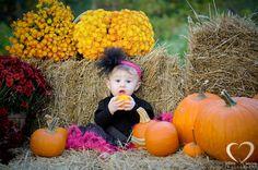 cute fall photo idea