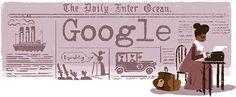 Happy International Women's Day Ida Wells - American journalist, suffragist, & civil rights activist Google Doodles, Ida B Wells, Youtube Instagram, Civil Rights Activists, Happy International Women's Day, Republic Day, Teachers' Day, Badass Quotes, Journalism
