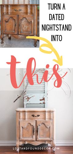 Follow along on this tutorial to learn how to strip the existing finish off an old piece of furniture to get a trendy raw-wood finish! #howtostripfurniture #rawwoodfurniturefinish #furnituremakeover Stripping Furniture, Reupholster Furniture, Paint Furniture, Furniture Makeover, Diy Furniture Projects, Repurposed Furniture, Diy Projects, Painting Tutorials, Painting Tips