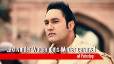 Lakhvinder Wadali joins Winter carnival at Patnitop