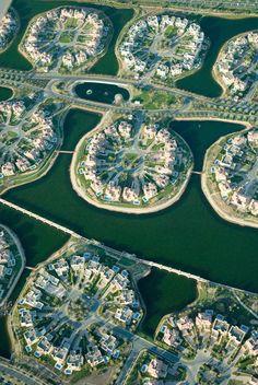 Fascinantes fotografías aéreas que no necesitan Photoshop para verse surrealistas por Alexander Heilner