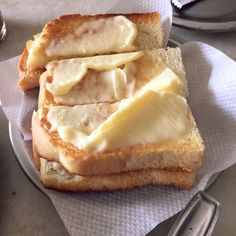 Toast Butter | Vohuman Cafe | Pune