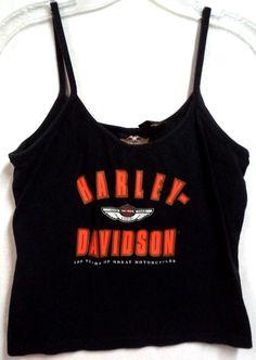 More Harley Davidson tank tops!