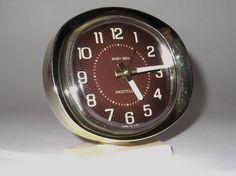 Westclox Baby Ben Alarm Clock by SusieSellsVintage on Etsy, $15.00