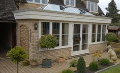 Heartwood design & manufacture bespoke orangery and conservatory extensions plus diy Orangery kits. Orangery Extension Kitchen, Orangerie Extension, Kitchen Orangery, Conservatory Extension, Cottage Extension, House Extension Design, Kitchen Diner Extension, Orangery Roof, Orangery Conservatory