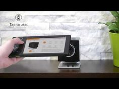 Tap-and-Touch Tech: Oomi Smarthome - YouTube