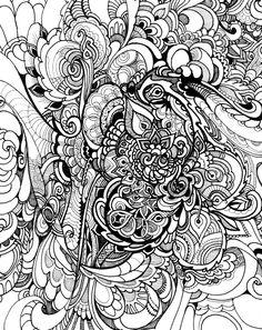 swirly by Lauren Kussro
