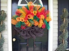 Custom+Handmade+Holiday+Thanksgiving+Front+Door+by+lalamoesbows,+$60.00