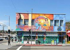 Clinica Santa Maria, Echo Park, California
