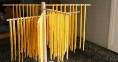 Fresh pasta is truly a revelation. Made with just five ingredients, homemade egg pasta is easy and delicious. It's rich, silky heaven. Italian Pasta Dishes, Easy Eat, Fresh Pasta, Pasta Noodles, Homemade Pasta, Baking Tips, Kitchen Aid Mixer, How To Cook Pasta, Pasta Recipes