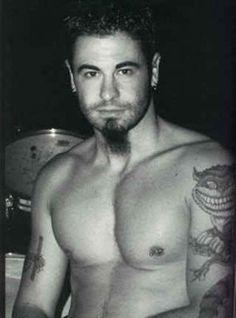 David Silveria of KoRn - hottest man in rock