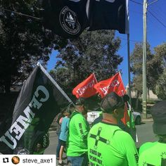 #proud #cfmeu  #Repost @steve_axe1 with @repostapp  #labourday17 #cfmeu #unionproud