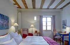 #SLH #newhotel #KlosterHornbach http://www.slh.com/destinations/europe/germany/hornbach/kloster-hornbach/