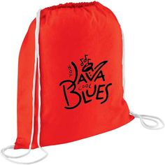 Free Rush on Best Seller's Custom Condor Cotton Drawstring Backpacks. Custom Drawstring Bags, Drawstring Backpack, Double Up, Best Sellers, Looks Great, Backpacks, Cotton, Free, Fashion