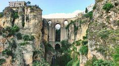 Ronda, Andalusia, Spain in HD