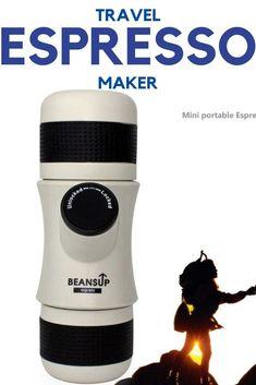 Travel #Espresso Maker - Nespresso - Aicok - Cobesi - Casules #Nespresso Handpresso Espresso Maker, Espresso Coffee, Espresso Machine, Portable Coffee Maker, Coffee Maker With Grinder, Nespresso, Coffee Ice Cream, Premium Coffee, Coffee Machine
