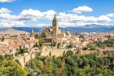 Discover 19 cool and unusual day trips from Madrid. Beautiful Places In Spain, Most Beautiful Cities, Spain Road Trip, Madrid Travel, Visit Melbourne, Countries Around The World, Romantic Places, Famous Places, Spain Travel