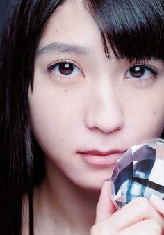 HKT48 Natsumi Matsuoka Case Of Purity on UTB Magazine - JIPX(Japan Idol Paradise X)