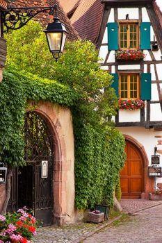 Kaysersberg, Alsace, França !!! (40 pieces)
