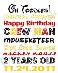 35 Best Mickey Mouse Images In 2014 Mickey Mouse Baby