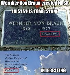 Wernher von Braun--so he was religious; (Stephen Hawkins is an atheist and a most brilliant scientist which also does not change scientific facts) Terre Plate, Cosmos, Flat Earth Proof, Flat Earth Facts, Nasa Lies, Conspiracy Theories, History Facts, Critical Thinking, Word Of God