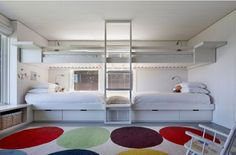 22 Bunk Beds For Four, A Space-Saving Solution For Shared Bedrooms