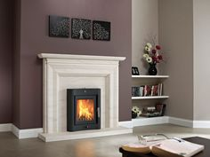Beautifully designed Inset stoves by Ludlow Stoves Ltd