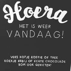 Goede vrijdag? De beste vrijdag!  #totzo #genieten #coffee #koffietijd #koffie #coffeetogo #pasen #koffiewinkel #open #zwolle