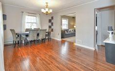 #Diningroom #Table #Chairs #WoodenFloors
